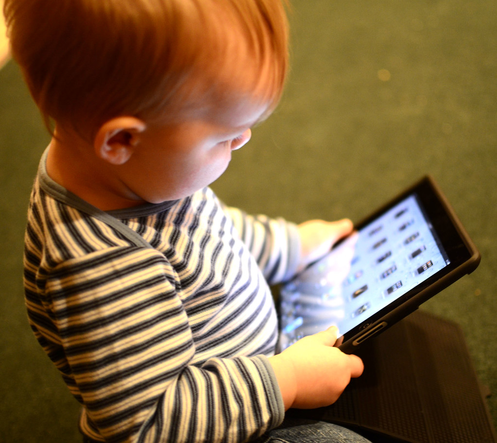 Is Tech For Kids a Good Idea?